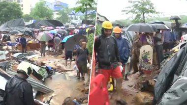 रायगड: सोन्याची वाडी येथे पुरात अडकलेल्या 75 पैकी 23 नागरिक आपत्ती व्यवस्थापन विभागासह पोलिसांच्या सहाय्याने सुखरुप बाहेर