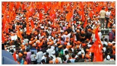 मुंबई: 'मागण्या मान्य करा, अन्यथा.. आत्मदहन करु'; मराठा क्रांती मोर्चातील तरुणांचा सरकारला इशारा
