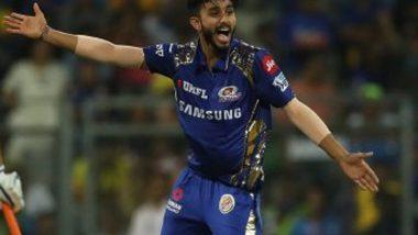 IPL 2020: मुंबई इंडियन्स आणि दिल्ली कॅपिटल्सने मयंक मार्कंडे-शेफर्न रुदरफोर्ड यांची केली अदला-बदली
