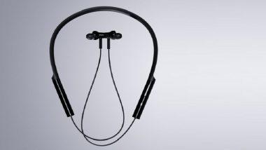आठ तासांचा बॅटरी बॅकअप;  Mi Neckband Bluetooth Earphones भारतात लॉन्च, किंमत ₹1,599; जाणून घ्या फिचर्स