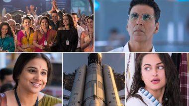 Mission Mangal Trailer: भारताला मंगळापर्यंत घेऊन जाण्याचा अवघड आणि अशक्य प्रवास उलघडणारा 'मिशन मंगल' सिनेमाचा ट्रेलर प्रदर्शित! (Watch Video)