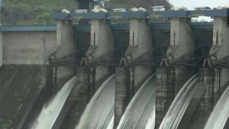 मुंबईला पाणीपुरवठा करणारे तानसा तलाव ओव्हरफ्लो; मुंबईकरांचे पाणीसंकट टळण्याची चिन्हं