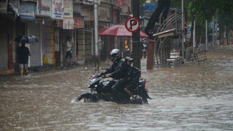 Mumbai Rain Update: कल्याण कंबा येथील रिसोर्ट आणि पेट्रोल पंप जवळ अडकलेल्या लोकांच्या मदतीसाठी महाराष्ट्र प्रशासनाचे सैन्य, नौदलासह NDRF च्या जवानांना लेखी आवेदन