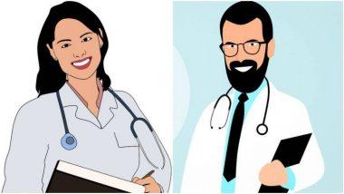 National Doctor's Day 2019: 'डॉक्टर आणि वैद्यकीय सेवा विरुद्ध हिंसा करण्यांप्रती शून्य सहनशीलता' या थीम वर यंदाचा 'नॅशनल डॉक्टर्स डे'