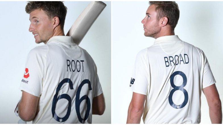 Ashes 2019: इंग्लंड-ऑस्ट्रेलिया अॅशेस दरम्यान टेस्ट क्रिकेटमध्ये पहिल्यांदा जर्सीवर असणार खेळाडूंचे नाव आणि नंबर, पहा हे (Photos)