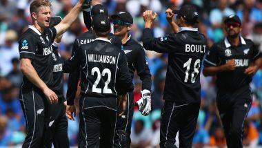 IND vs NZ, ICC World Cup 2019: न्यूझीलंड विरुद्ध भारताला चार धक्के; राेहित शर्मा-विराट कोहली, के एल राहुल आणि कार्तिक बाद