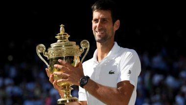 Wimbledon 2019: ग्रास कोर्टच्या राजा गारद! रोजर फेडररला नमवत नोवाक जोकोविचने पटकावले विंबलडनचे जेतेपद