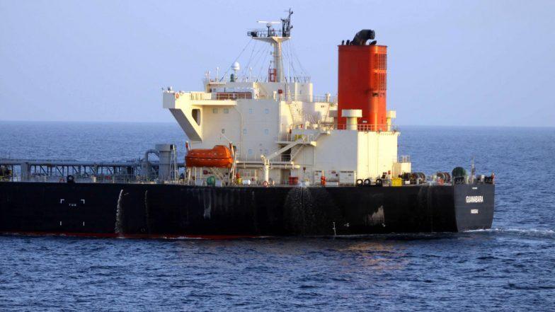 ईरानने पकडले इंग्लंडचे जहाज ; 18 भारतीय अडकले; परराष्ट्र मंत्रालय म्हणते 'आम्ही Iranच्या संपर्कात आहोत'