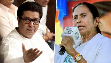 मनसे अध्यक्ष राज ठाकरे घेणार पश्चिम बंगालच्या मुख्यमंत्री ममता बॅनर्जीं यांची भेट, ईव्हीएमवर चर्चा होण्याची शक्यता