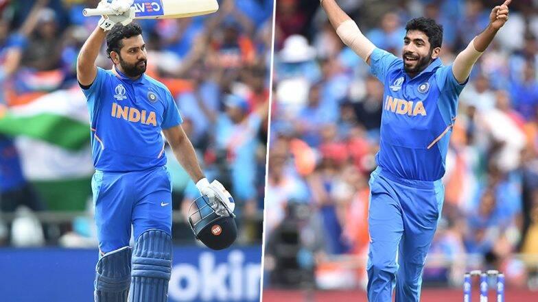 Dream Team of ICC World Cup: रोहित शर्मा, जसप्रीत बुमराह यांचा समावेश, केन विल्यमसन कर्णधार