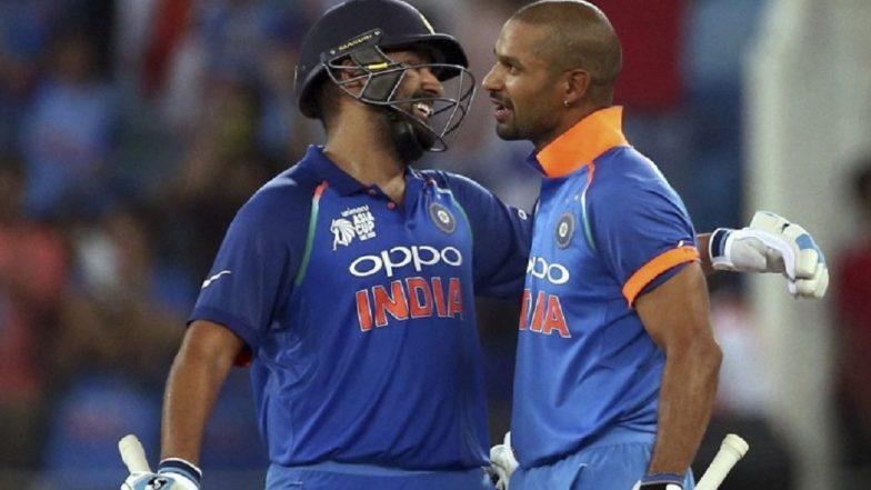 IND vs SA 3rd T20I: शिखर धवन फ्लाईटमध्ये झोपेत करत होता शायरीचा सराव, रोहित शर्मा ने व्हिडिओ शेअर करत उडवली खिल्ली