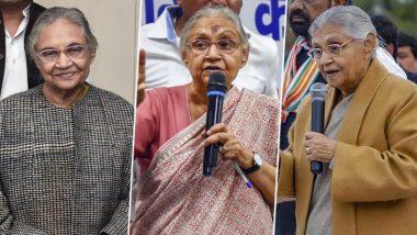 शीला दीक्षित यांच्या निधनामुळे दिल्ली मध्ये दोन दिवस राजकीय दुखवटा जाहीर