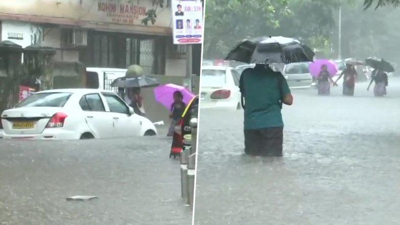 Mumbai Rains: 31 जुलैपर्यंतचा पाऊस हा गेल्या 60 वर्षांमधील दुसऱ्या क्रमांकाचा सर्वाधिक पाऊस