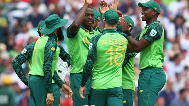 SA vs ENG 1st ODI: दक्षिण आफ्रिका क्रिकेटर COVID-19 पॉसिटीव्ह, इंग्लंडविरुद्ध पहिला वनडे सामना स्थगित