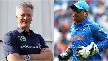 ICC World Cup 2019: 'एम एस धोनी शिवाय टीम इंडिया जिंकूच शकत नाही', ऑस्ट्रेलियाचा माजी खेळाडू स्टीव्ह वॉ याने केली 'कॅप्टन कूल' च्या समर्थानात बॅटिंग