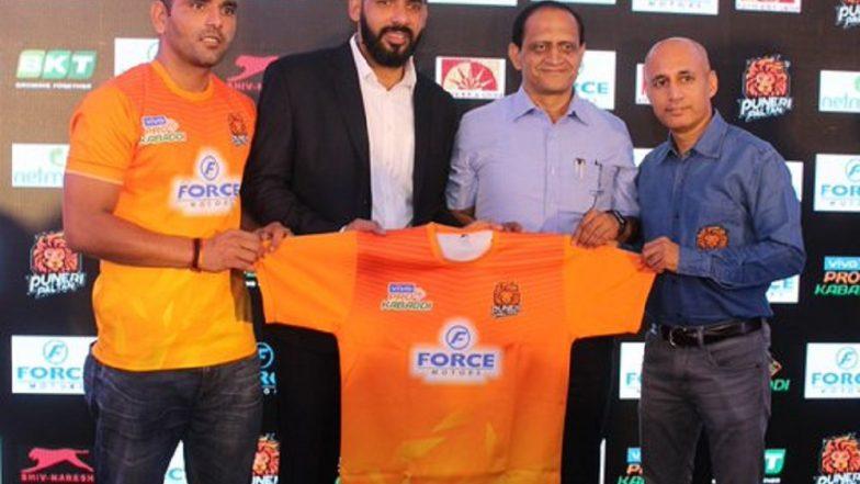 Pro Kabaddi League 2019: पुणेरी पलटनच्या कर्णधारपदी सुरजीत सिंह विराजमान