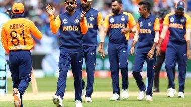 ICC World Cup 2019: IND vs BAN मॅचमध्ये टीम इंडियाच्या ब्लू जर्सीतल्या चांगल्या कामगिरी नंतर ऑरेंज जर्सी पुन्हा Netizens च्या निशाण्यावर