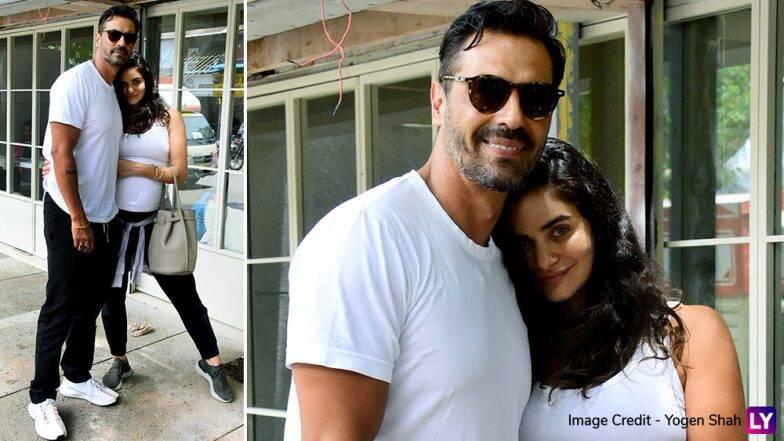 Exclusive: अभिनेता अर्जुन रामपाल पुन्हा एकदा झाला पिता, गर्लफ्रेंड गैब्रिएला डेमेट्रिएड्स ने दिला गोंडस मुलाला जन्म