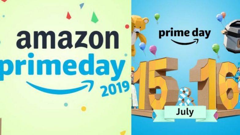 Amazon Prime Day 2019: भारतात सुरु होत आहे सर्वात मोठा ऑनलाईन सेल, 50 टक्क्यांपर्यंत सवलत प्राप्त करण्याची संधी