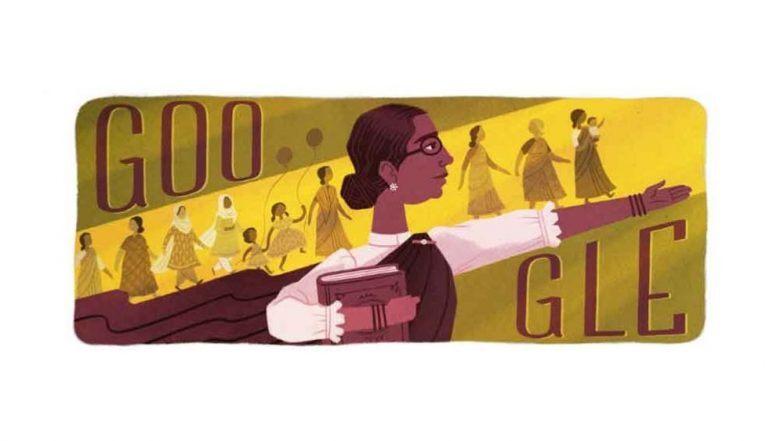 मुथुलक्ष्मी रेड्डी: भारतातील पहिल्या महिला आमदार; ज्यांच्या सन्मानार्थ बनले आजचे Google Doodle