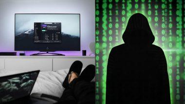 धक्कादायक! बेडरूममधील स्मार्ट टीव्ही हॅक; पती पत्नीमधील नाजूक क्षणांचा व्हिडिओ इंटरनेटवर लीक झाल्याने उडाली खळबळ