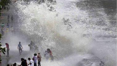 High Tide in Mumbai 4th September: आज दुपारी 3 वाजून 17 मिनिटांच्या सुमारास समुद्रात उसळणार 4.18 मीटरच्या लाटा, नागरिकांना सतर्कतेचे आवाहन