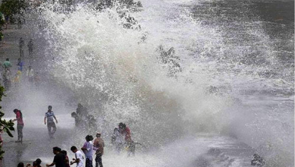 High Tide In Mumbai 4th August: आज दुपारी 2.29 वाजता समुद्रात उसळणार 4.5 मीटर लांबीच्या लाटा; नागरिकांना सतर्कतेचे आवाहन