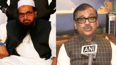 हाफिज सईद याला अटक केल्याचे सांगून पाकिस्तान जगाला मूर्ख बनवू पाहत आहे: उज्ज्वल निकम