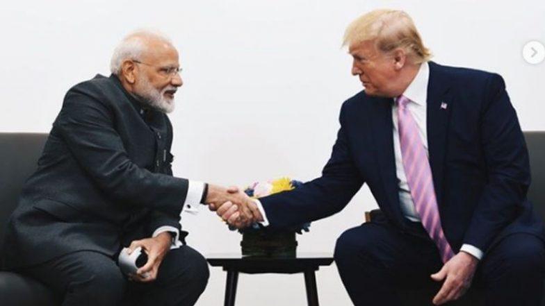 'हाउडी मोदी' कार्यक्रमात डोनाल्ड ट्रम्प यांचा समावेश; पहिल्यांदाच अमेरिकेचे राष्ट्रपती भारतीय समुदायाला संबोधित करणार