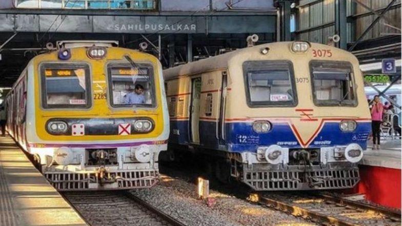 Mumbai Trains Update: वाशी - पनवेल ट्रान्सहार्बर मार्गावर लोकलसेवा विस्कळीत, प्रवासी संतप्त