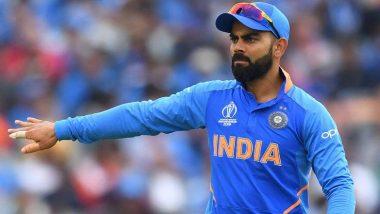 टीम इंडिया प्रशिक्षक प्रकियेत विराट कोहली याचे वजन घटले, BCCI ने  दाखवला बाहेरचा रस्ता