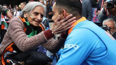 टीम इंडियाच्या सुपर फॅन, 'क्रिकेट दादी' नावाने प्रसिद्ध,चारुलता पटेल यांचे निधन, BCCI ने वाहिली श्रद्धांजली