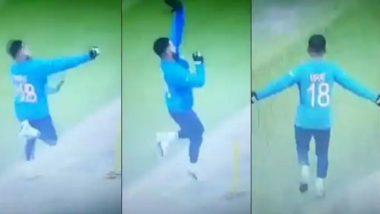 IND vs NZ, World Cup 2019 Semi-Final मॅचआधी जसप्रीत बुमराहचे अनुकरण करत विराट कोहली ने केली नेट्समध्ये बॉलिंग, पहा (Video)