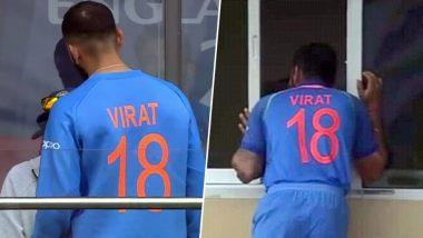 IND vs NZ, World Cup Semi-Final 2019: रिषभ पंत याची विकेट पडताच कोच रवी शास्त्री वर चिडला विराट कोहली, Netizens ने ट्विट करत दिल्या प्रतिक्रिया