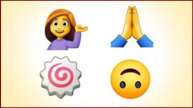 World Emoji Day 2019: Facebook, WhatsApp वर चूकीच्या अर्थाने या '5' इमोजी वापरण्यापूर्वी जाणून घ्या त्याचा खरा अर्थ काय?