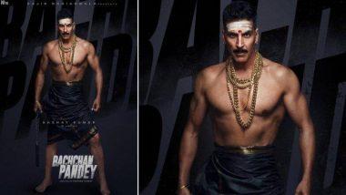 Bachchan Pandey Poster: अक्षय कुमारच्या इंटेन्स लूक मध्ये 'बच्चन पांडे'चं पहिलं पोस्टर; ख्रिस्मस 2020 मध्ये सिनेमा होणार रीलिज