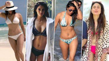 International Bikini Day 2019: दिशा पटानी, सनी लियोन यांच्यासह 'या' बॉलिवूड अभिनेत्रींच्या बिकीनी फोटोजचा सोशल मीडियात धुमाकूळ (Photos)
