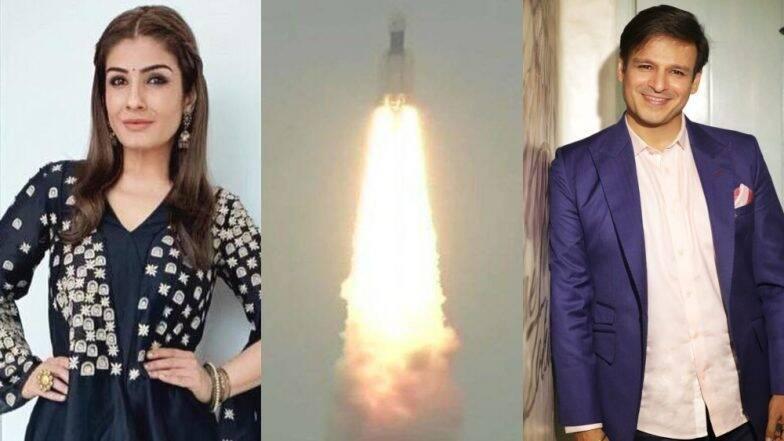 Chandrayaan 2 Launch:  चांद्रयान अवकाशात झेपावलं; ISRO च्या ऐतिहासिक कामगिरीवर सेलिब्रिटींकडून कौतुकाचा वर्षाव