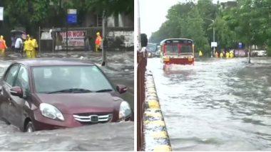 Maharashtra Monsoon 2019 Live Updates: मुंबई आणि उपनगरात येत्या 48 तासांत मुसळधार पावसाची शक्यता