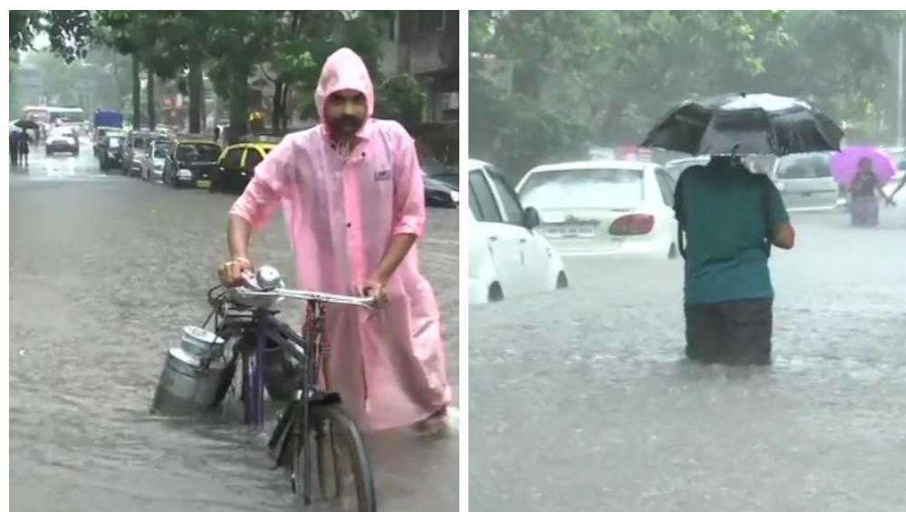 Mumbai Rains and Traffic Updates:  भेंडी बाजार, गांधी मार्केट सह 5 ठिकाणी वाहतूक मार्गांमध्ये बदल