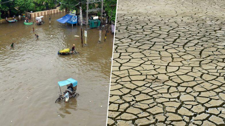 देशावर पाणीटंचाईचे सावट, यंदाच्या हंगामात मान्सून कमजोर; आतापर्यंत सरासरीपेक्षा २८ टक्के कमी पाऊस