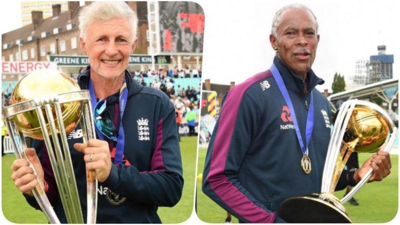 इंग्लंडच्या World Cup विजयानंतर आयसीसीने केली स्वत:च्या नियमांची टिंगल, इंग्लिश खेळाडूंचे FaceApp फोटो शेअर करत केले ट्रोल, पहा (Photo)