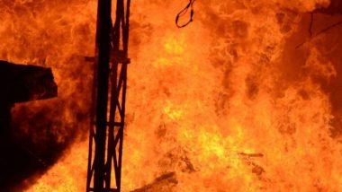 Ratnagiri Fire: लोटे एमआयडीसीमध्ये लागलेल्या आगीत 3 कर्मचाऱ्यांचा होरपळून मृत्यू, 7 गंभीर जखमी