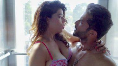 Gandii Baat 3: Lalit Bisht आणि Sheeva Rana यांचा हॉट सीन लिक; पाहा व्हिडिओ