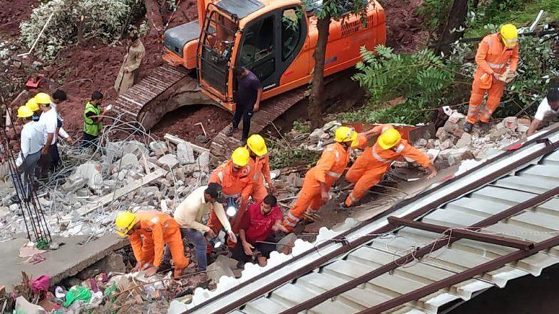 Himachal Pradesh: इमारत कोसळून 6 जवानांचा तर एका नागरिकाचा मृत्यू