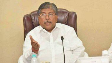 महाराष्ट्र विधानसभा निवडणूक 2019: कोथरूड मतदारसंघातून चंद्रकांत पाटील आघाडीवर