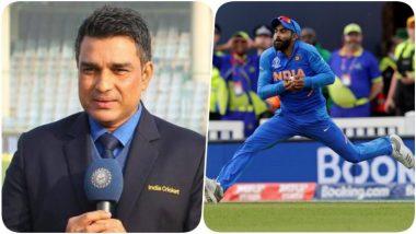 IND vs NZ World Cup Semi-Final 2019: न्यूझीलंड विरुद्ध झुंझार खेळीबद्दल संजय मांजरेकर कडून रवींद्र जडेजा याचे कौतुक, वाचा (Tweet)