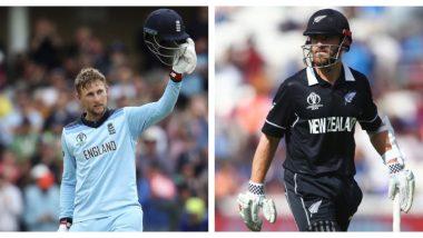 NZ vs ENG World Cup 2019 Final मॅचमध्ये जो रुट आणि केन विलियमसन फेल, रोहित शर्माने  सर्वाधिक धावा करत जिंकली 'गोल्डन बॅट'