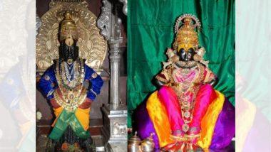 Shri Vitthal Rukmini Darshan 2019: आषाढी वारीनिमित्त भाविकांसाठी 24 तास दर्शन सुरु राहणार