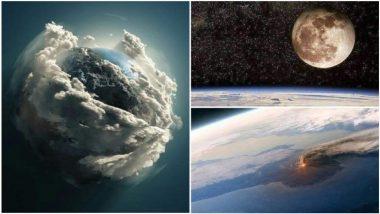 Fact Check: चांद्रयान-2 ने पाठवले पृथ्वीचे फोटोज? जाणून घ्या सोशल मीडियावर व्हायरल होणाऱ्या या फोटोंमागील सत्य